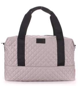 Стеганая сумка Swag grey