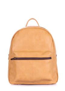 Рюкзак из кожзама  xs-beige