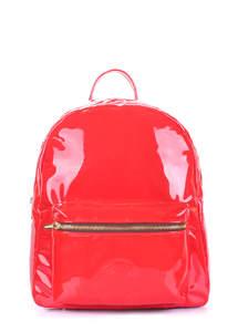 Рюкзак лаковый xs-lague-red