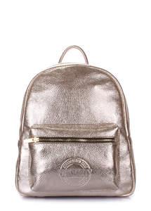 Кожаный рюкзак xs-leather-gold